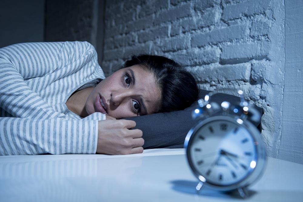 קושי לישון חרדה