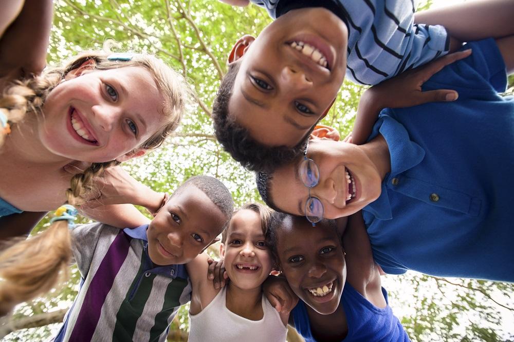 רשתות תמיכה לילדים