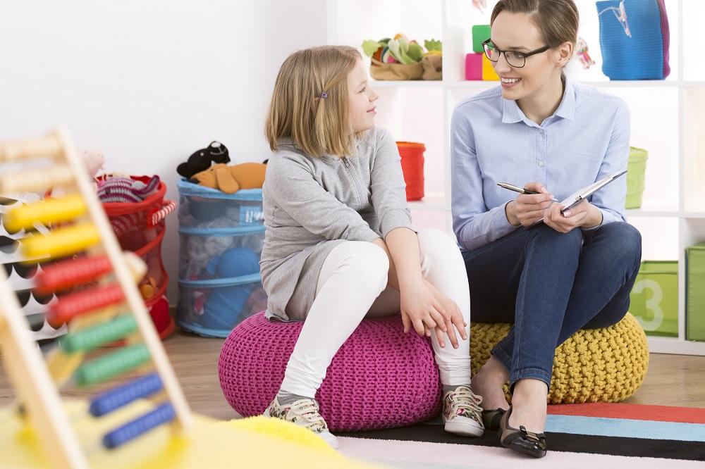 קבלת עזרה לילדים להורים מתמודדים
