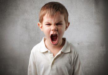 ילד זועם