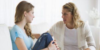 שיחה אמא בת